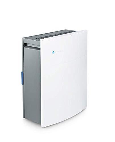 Blueair Classic 203 Luftreiniger mit SmokeStopFilter echte HEPA-Leistung durch HEPASilent-Filtration für Allergene,