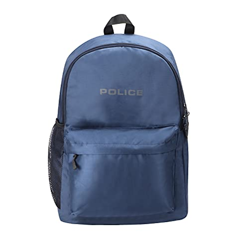 POLICE 20 Ltr Casual Backpack- Navy, S (PT6453620_6-5)