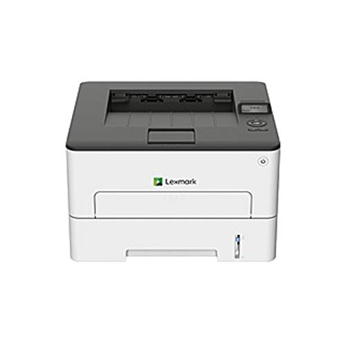 Lexmark B2236dw Laser Printer - Monochrome - 36 ppm Mono - 600 x 600 dpi Print - Automatic Duplex Print - 251 Sheets Input - Wireless LAN (Renewed)