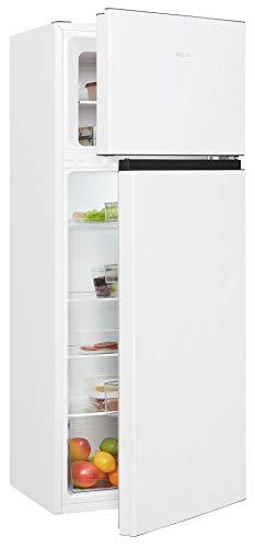 Exquisit KGC270-45-010E - Frigorífico y congelador (205 L), color blanco
