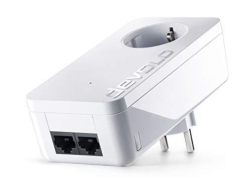 Devolo dLAN 550 Duo+ - Adaptador PLC Powerline LAN