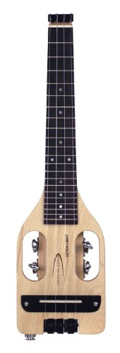 Traveler Guitar Ultra-Light Travel Ukulele with Gig Bag