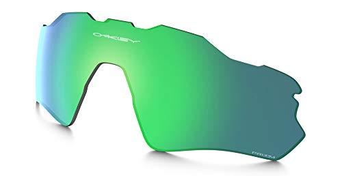Oakley unisex adult Aoo9208ls Radar Ev Path Replacement Sunglass Lenses, Prizm Jade Iridium, 38 mm US