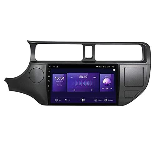 Android 10.0 coche estéreo 2 Din Radio Sat Nav para Kia RIO...
