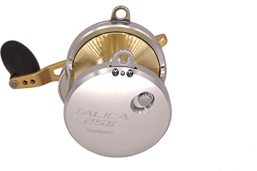 Price comparison product image SHIMANO Talica II Cam Reel