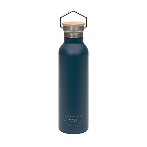 Insulated Stainless Steel Flask 700 Adventure blue