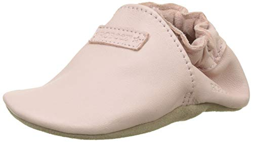 Robeez Unisex Baby Myfirst Flache Hausschuhe, Pink (Rose Clair Perm 131), 25/26 EU