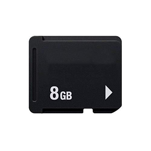 OSTENT 8GB Tarjeta de memoria Memory Stick para Sony PS Vita PSV1000/2000 PCH-Z081/Z161/Z321/Z641