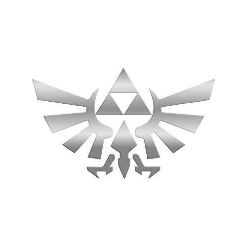 wandaufkleber 3d Wandtattoo Legend Of Zelda Triforce Wings Delta - Aufkleber Aufkleber Notebook Car Laptop 6