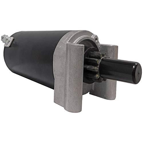 New Premium Heavy Duty Starter Motor Replacement For Kohler 32-098-01, 32-098-01S, 32-098-03, 32-098-03S, 32-098-04, 32-098-04S, K0H3209801S, KH-32-098-01-S, KH-32-098-03-S, KH-32-098-04-S -  Parts Player, PP5801N-10
