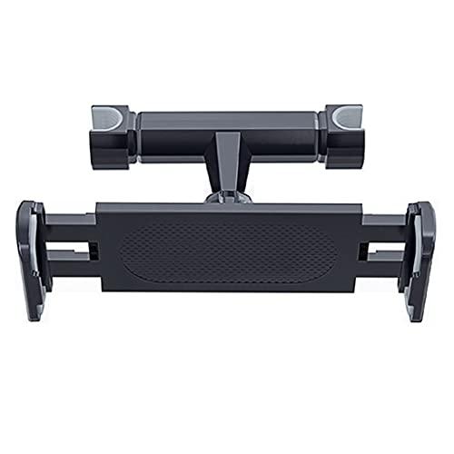 LYYDAN Supporto universale per tablet da auto, per tablet, per smartphone e tablet, distanza dal poggiatesta di 11 – 15 cm