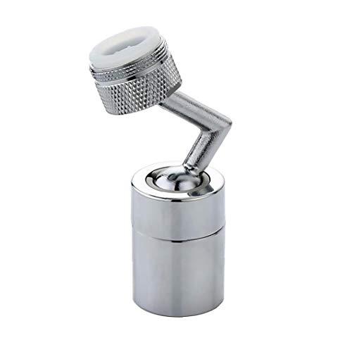 lulongyansf 720 ° Giratorio Universal Splash Filtrar Elementos Grifo Extender Anti-Splash Grifo...