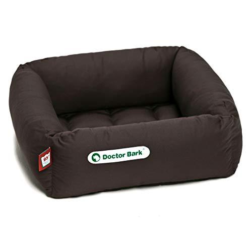 Doctor Bark - Hundebett für sehr kleine Hunde/Welpen - waschbar bis 95°C, orthopädisch...