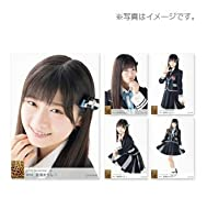 NMB48 個別生写真5枚セット 2018. November 菖蒲まりん(研究生)