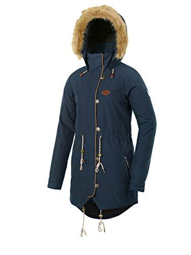 Picture Organic Clothing Damen Katniss Jacket, dunkelblau, S