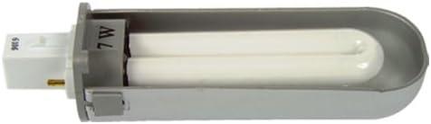 KollerCraft Max 81% OFF Tom 13-Watt Replacement Regular dealer Lamp 2 Kit for Aquarium Deco
