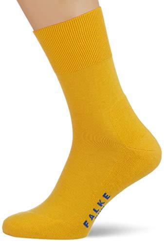 FALKE Unisex Run U SO Socken, Gelb (Sun Ray 1316), 44-45