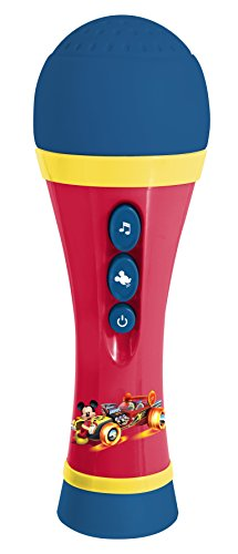 First Act Discovery Mickey Mouse Microphone