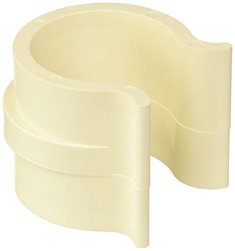 Maniver Clips in Plastica Fermatelo per Serre, 35 mm x 10 Pezzi