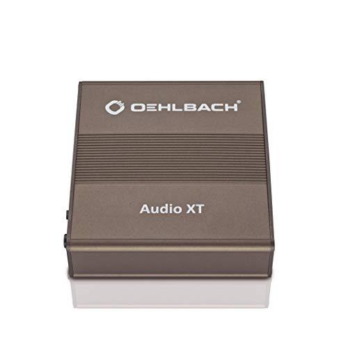 Oehlbach AudioXT hochwertiger HDMI Audio Extraktor (extrahiert EIN Audio-Signal aus einem HDMI-Signal, UltraHD fähig)