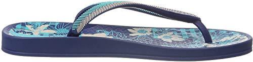 Ipanema Damen Anat Lovely IX FEM Zehentrenner, Mehrfarbig (Blue/Pink 9118), 41/42 EU