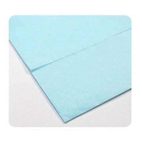 10 stuks vloeipapier bloem kleding overhemd schoenen geschenkverpakkingen ambachtelijke papierrol wijn inpakpapier, lichtblauw