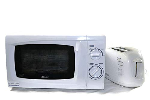 Low Power Toaster and Microwave - Camping Pack 3