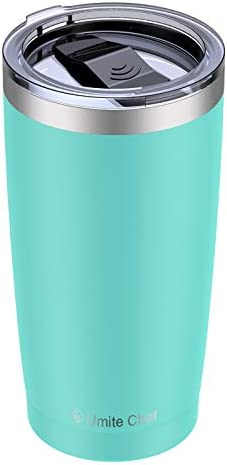 Umite Chef 20oz Stainless Steel Tumbler with Lid Double Wall Vacuum Insulated Travel Mug Tumbler product image