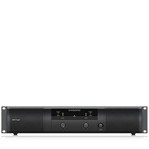 Behringer Power Amplifier (NX6000)