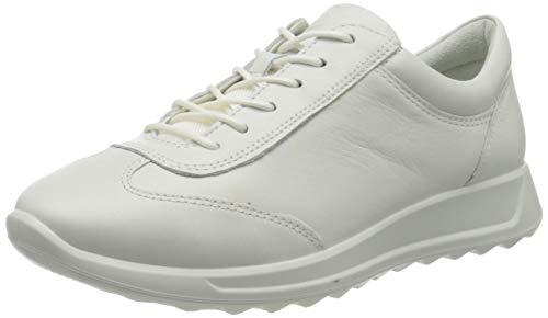 ECCO Damen FLEXURE RUNNER Shoe, Weiß (WHITE), 38 EU