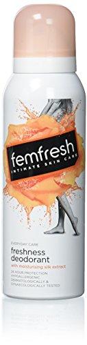 femfresh Desodorante en spray, pack de 125ml