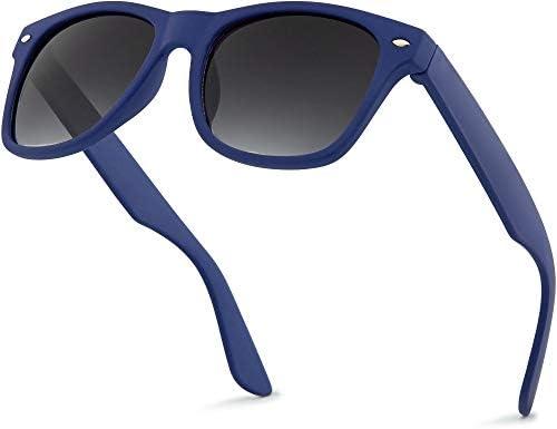 Retro Rewind Kids Sunglasses for Boys Girls Age 3 12 Shatterproof Rubberized Frame UV400 Toddler product image