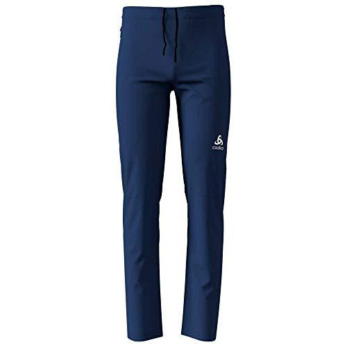 Odlo Aeolus Element Pantalon d'été pour Homme Bleu, Homme, 622232-20400, Estate Blue, XXL