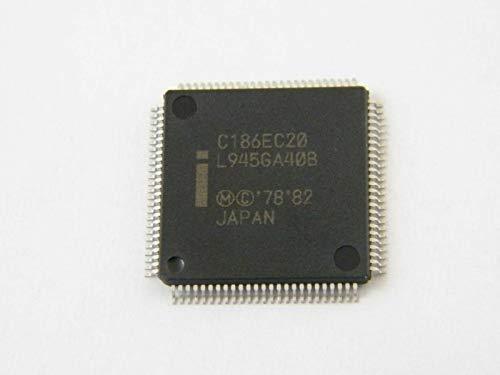 SB80C186EC20 INTEL TQFP100 PROCESSOR 80C186 80C186EC