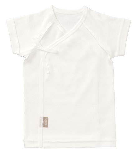 [ワコールベビー] ベビーインナー 短肌着 半袖 日本製 BGS170 WH 日本 50-60 (日本サイズ50 相当)