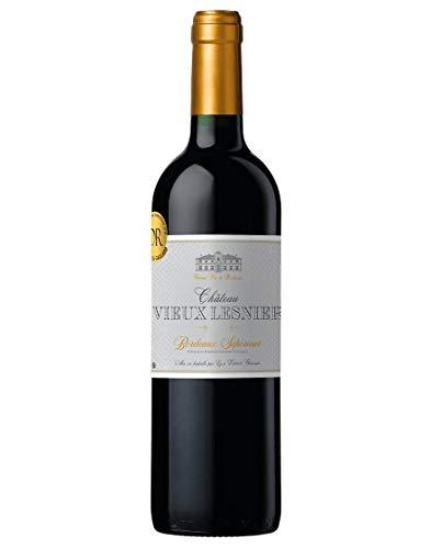 Bordeaux Supérieur AOC Château Vieux Lesnier 2014 0,75 L