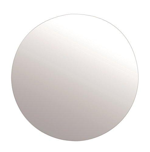 GLOREX Spiegel, Andere, silberfarben, 14,5 x 11,5 x 0,3 cm