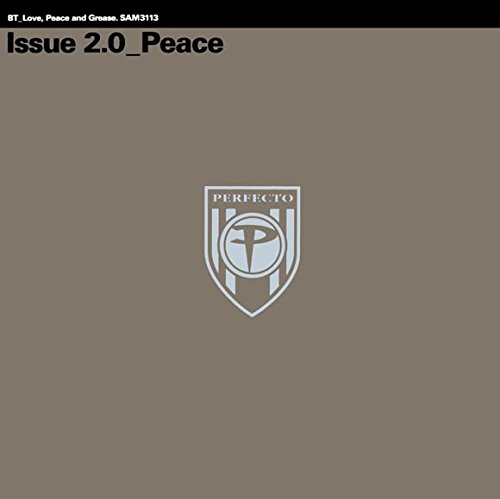 BT / Love, Peace And Grease (Issue 3.0 Grease)