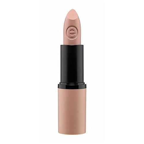 Essence Longlasting Lipstick Nr. 02 Porcelain Doll Inhalt: 3,8g Lippenstift für tolle Lippen. Lipstick