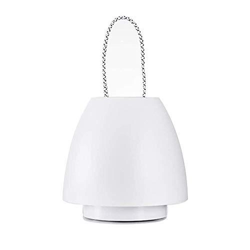 QXinjinxtd Lámparas para habitaciones Portátil lámpara de escritorio, control remoto inteligente luz de la noche, de carga USB puede mover la lámpara de la lámpara LED inalámbrica, iluminación ajustab