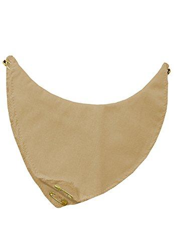 Kleinert's Underarm Dress Shields, Pin-in, for Regular Sleeves (for Light-Moderate Sweat Control)