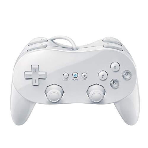 QUMOX Wii Classic Klassische Controller Remote Joypad Gamepad Classic Controller für die Wii Konsole