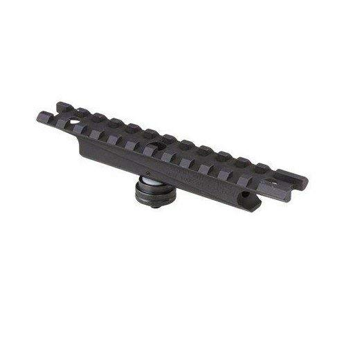 Green Blob Outdoors GBO Carry Handle Rail Mount, 12 Slots with Stanag and Weaver Dimensions