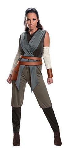 Rubie's Women's Star Wars Episode Viii: the Last Jedi Rey Costume, As Shown, Medium US
