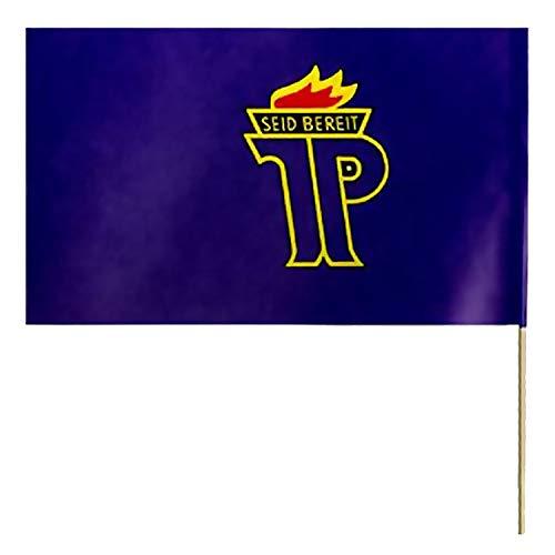 Ostprodukte-Versand.de Papierfahne JP Winkelement - Ostalgie - DDR Traditionsprodukte