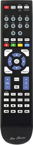 RM-Series Reemplazo Mando a Distancia para Samsung UE49LS03NAU/XZT