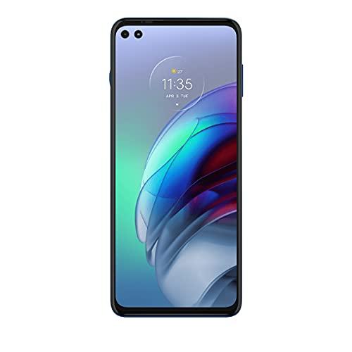 Motorola Moto g100 17 cm (6.7') Android 11 5G USB Type-C 8 GB 128 GB 5000 mAh Azul