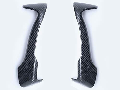 Carbon-Türgriffabdeckungen für Toyota FT86 GT86 Scion FRS Subaru BRZ, 2 Stück