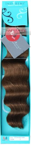 "Bobbi Boss Indi Remi Hair Extension 22"" Ocean Wave #6"
