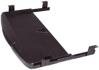 Sotech Extensión de la Teclado deslizable Estante Teclado cajón Negro pc